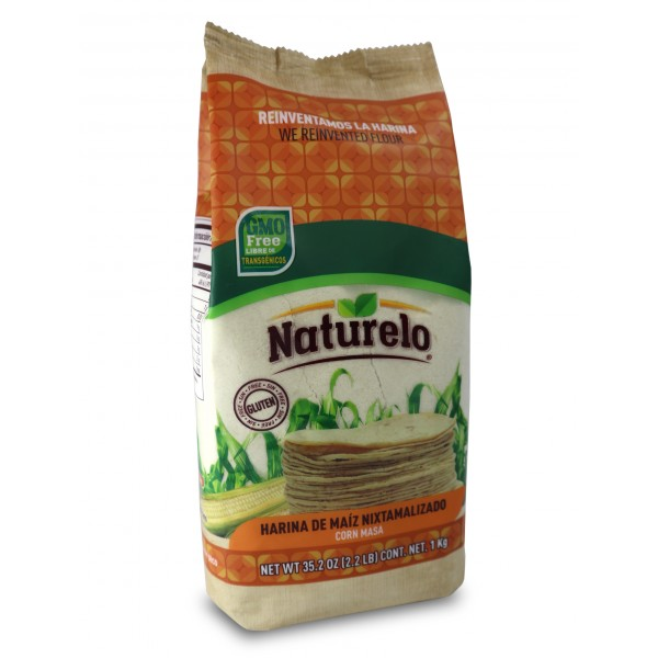 Farine de maïs 1 kg sin OGM