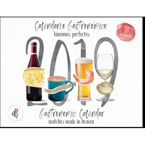 Calendrier gastronomique 2019