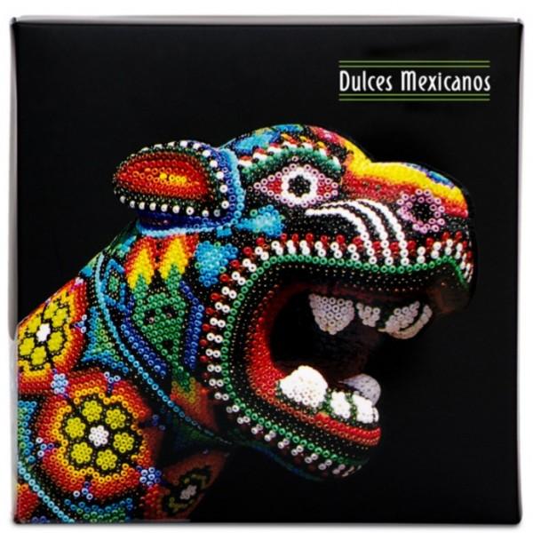 Caja de dulces mexicanos Jaguar