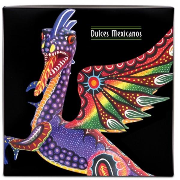Caja de dulces mexicanos Otomi