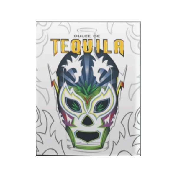 Caja de borrachitos de Tequila