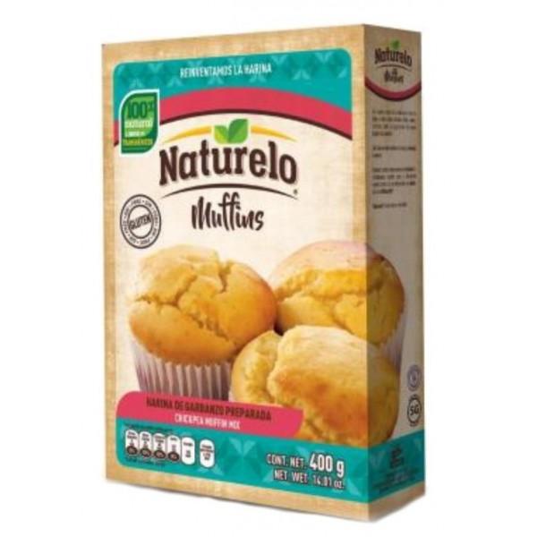 Preparacion para Muffins