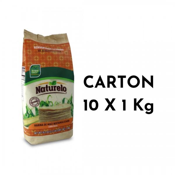 Farine de maïs bleu 1 kg sin OGM
