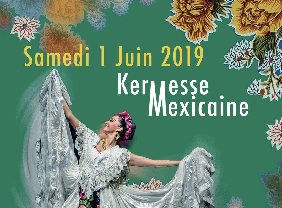 Kermesse Mexicas côte d'azur 1 juin 2019