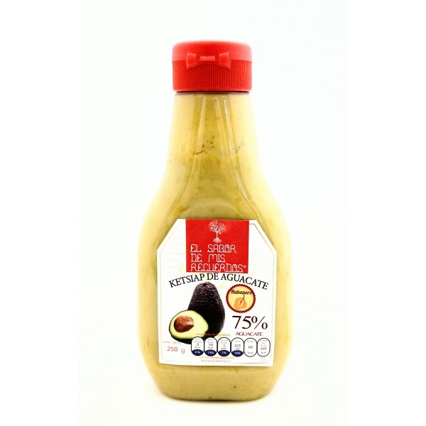 Sauce Avocat