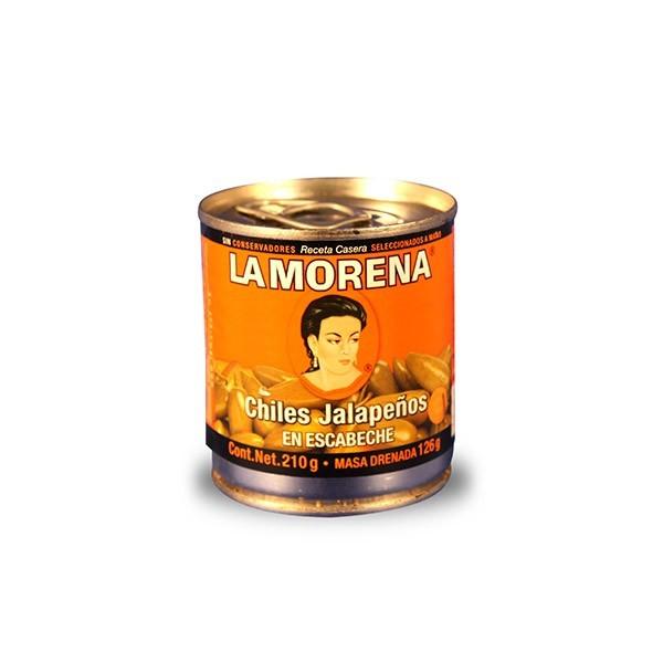 Piment Jalapeño entero 215g